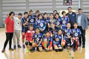 Premiazione Insubria Volley Mornago
